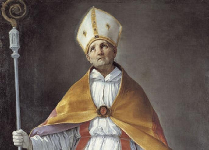 G.Reni, Hl.Andrea Corsini - G.Reni /St.Andrea Corsini/ Paint./c.1639 -